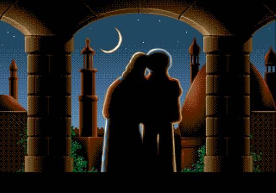[MegaDrive] Prince of Persia Fin310