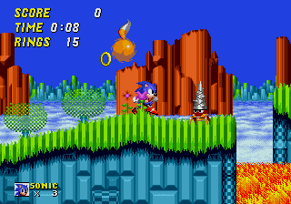 [MD] Sonic the Hedgehog 2 Hillto10