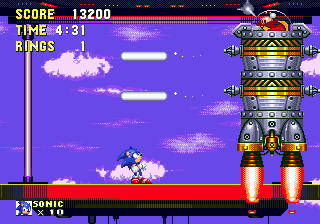 [MD]  Sonic 3 & Knuckles Lb610