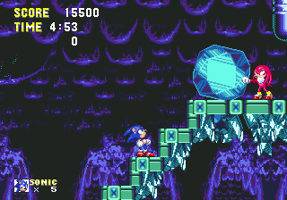 [MD]  Sonic 3 & Knuckles Lr710