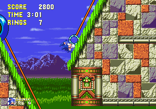 [MD]  Sonic 3 & Knuckles Mb310