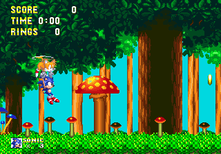 [MD]  Sonic 3 & Knuckles Mh010