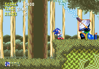 [MD]  Sonic 3 & Knuckles Mh810