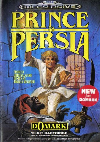 [MegaDrive] Prince of Persia Pop10
