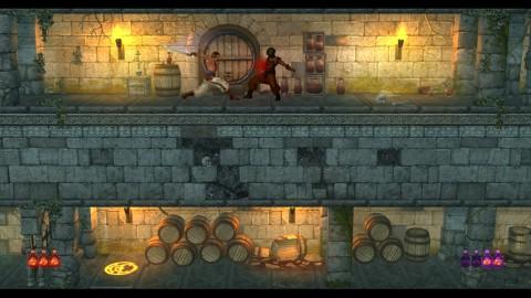 [MegaDrive] Prince of Persia Prince10
