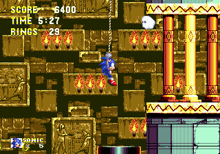 [MD]  Sonic 3 & Knuckles S510