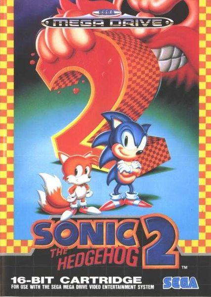 [MD] Sonic the Hedgehog 2 Sonic210