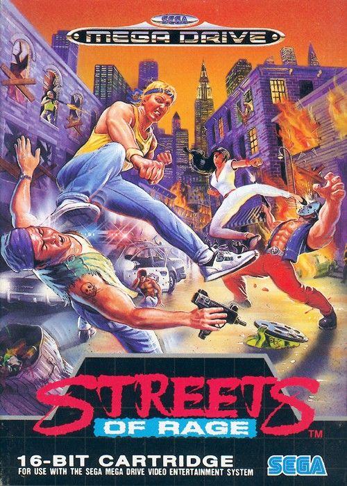 [MegaDrive] Streets of Rage Sor10