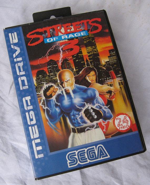 [MegaDrive] Streets of Rage 3 Sor310