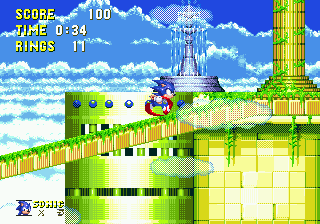 [MD]  Sonic 3 & Knuckles Ss210