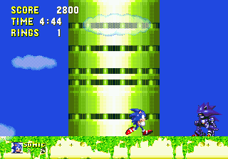 [MD]  Sonic 3 & Knuckles Ss610