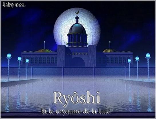 Ryôshi au royaume de la Lune. Title10
