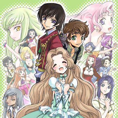Animes, Partage Code_c10