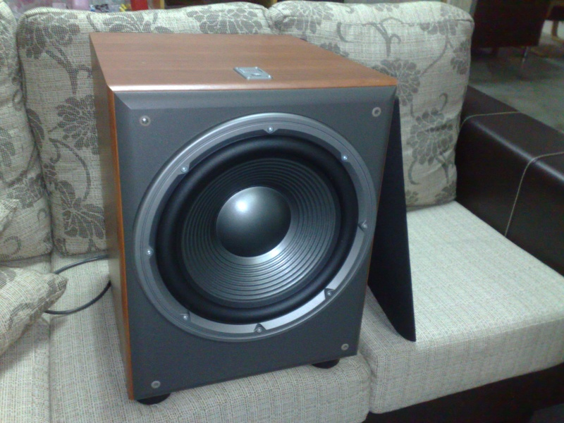 JBL Northridge E250P subwoofer (Used) SOLD 06042010