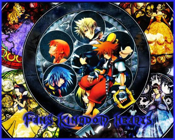 Fans Kingdom Hearts