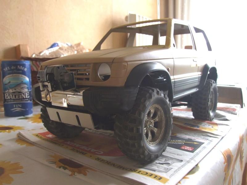 "[Tamiya CC01] Mitsubishi Pajero ""Desert Dust"" Dscf4036"