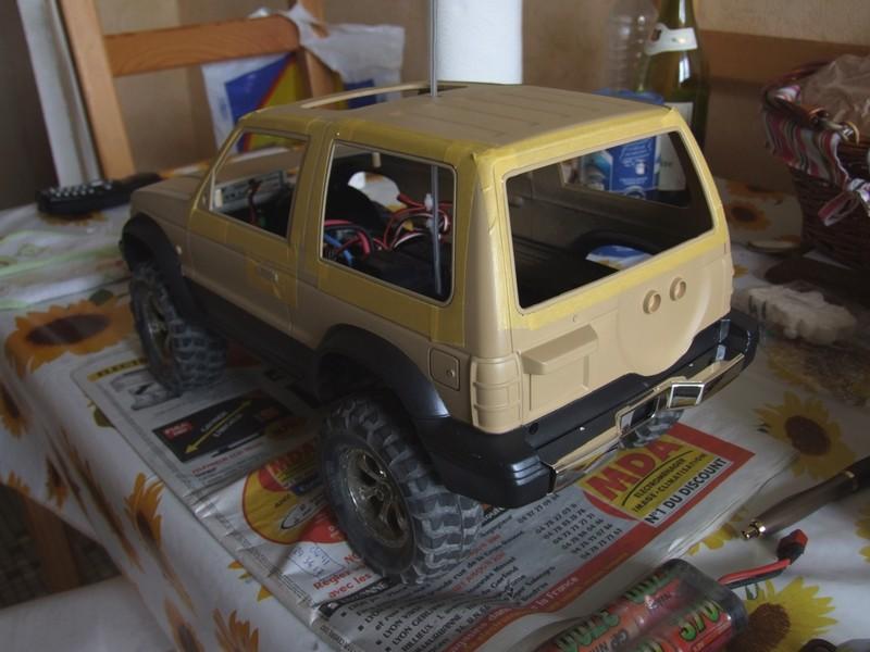 "[Tamiya CC01] Mitsubishi Pajero ""Desert Dust"" Dscf4037"