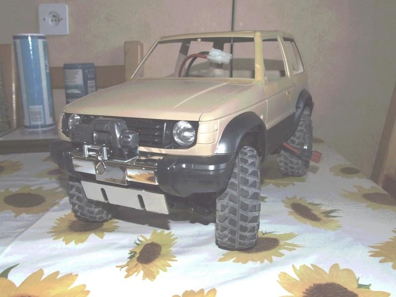 "[Tamiya CC01] Mitsubishi Pajero ""Desert Dust"" Dscf4038"
