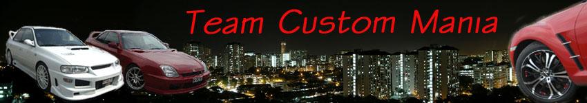 Team Custom Mania