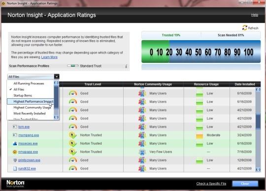 Norton Internet Security 2010 y Antivirus 2010 - Descargas. Norton11