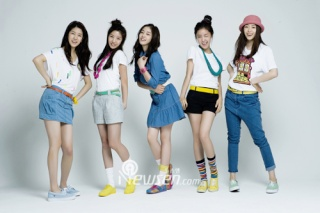 T-ara (nouveaux groupe coréen) 20090411