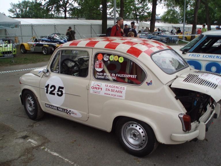 GP historique PAU - Les italiennes P1010012