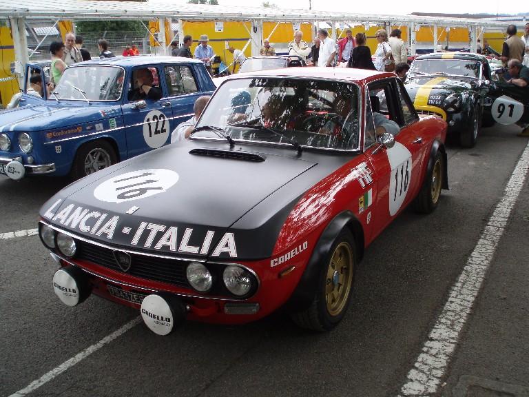 GP historique PAU - Les italiennes P1010013