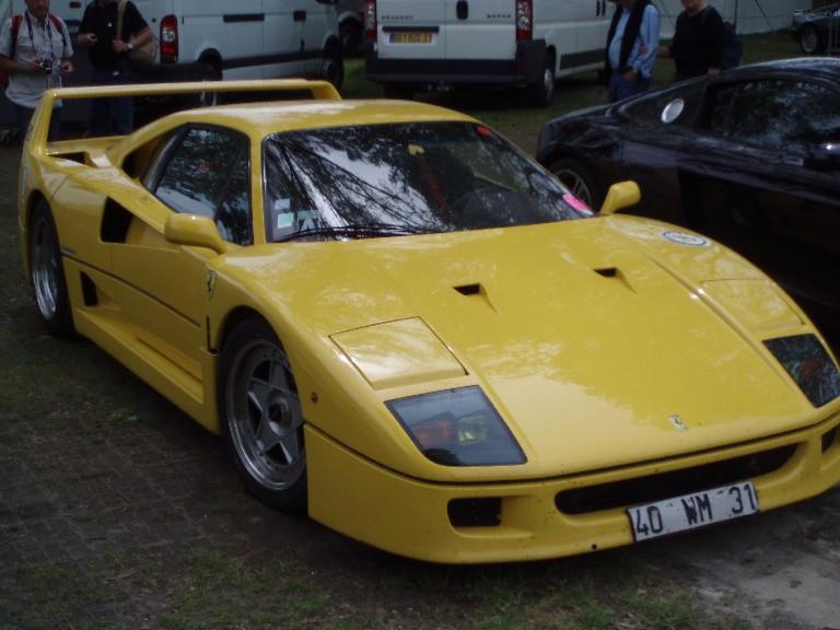 GP historique PAU - Les italiennes P1010014