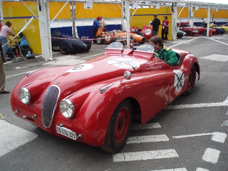 GP historique PAU - Les italiennes P1010015