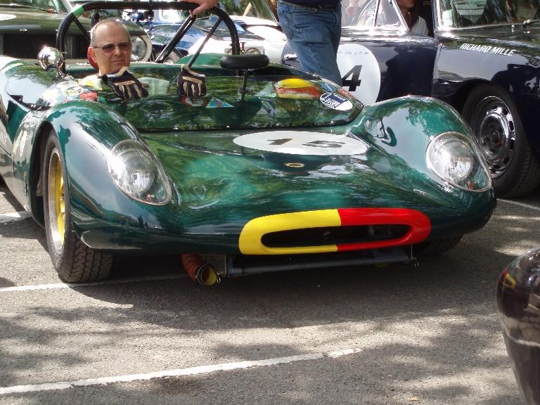 Grand Prix historiques - Les anglaises P1010017