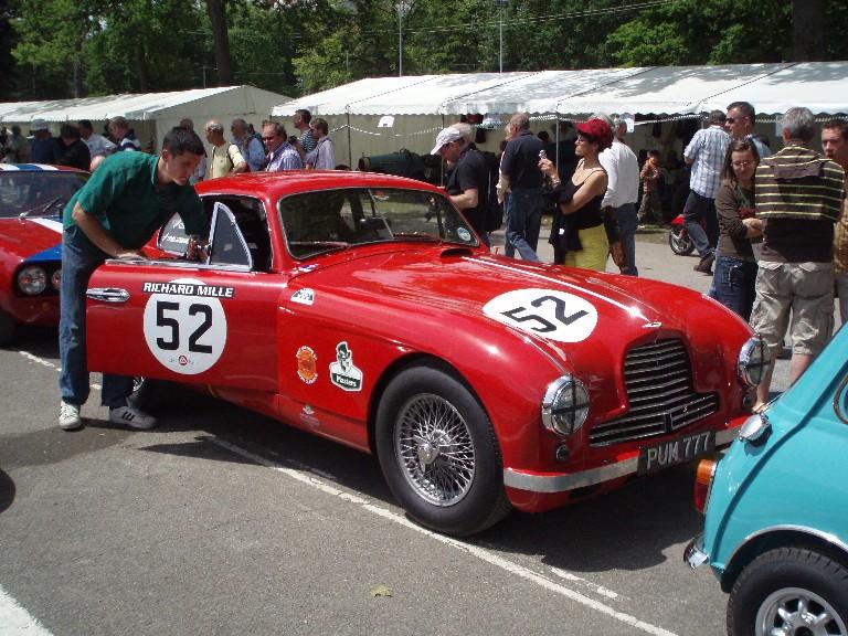 Grand Prix historiques - Les anglaises P1010020
