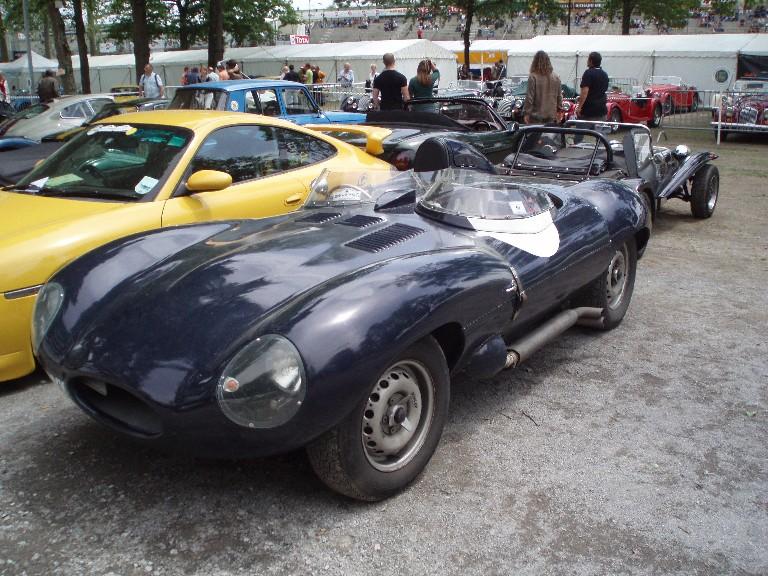 Grand Prix historiques - Les anglaises P1010022