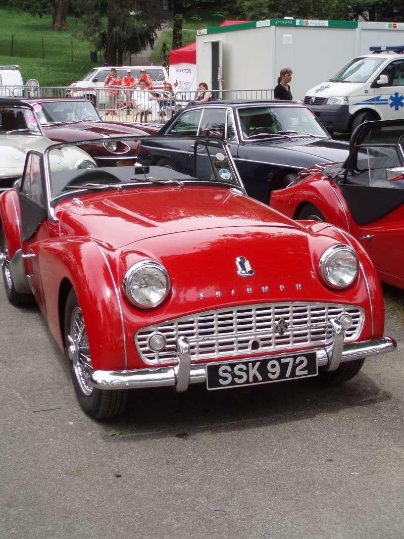 Grand Prix historiques - Les anglaises P1010024