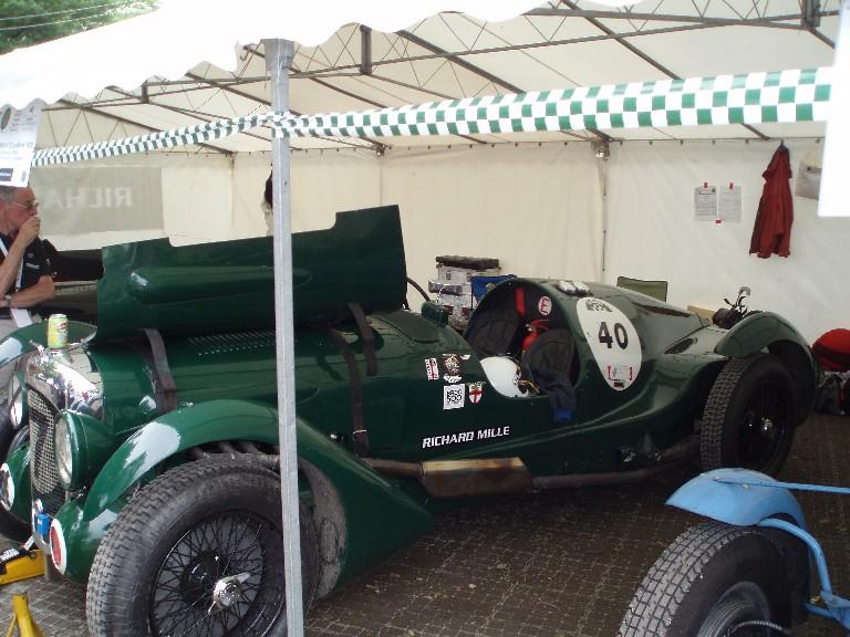 Grand Prix historiques - Les anglaises P1010026