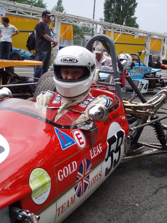 Grand Prix historiques - Les anglaises P1010028