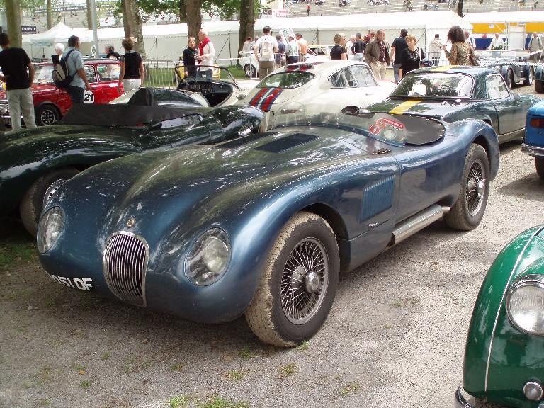 Grand Prix historiques - Les anglaises P1010029