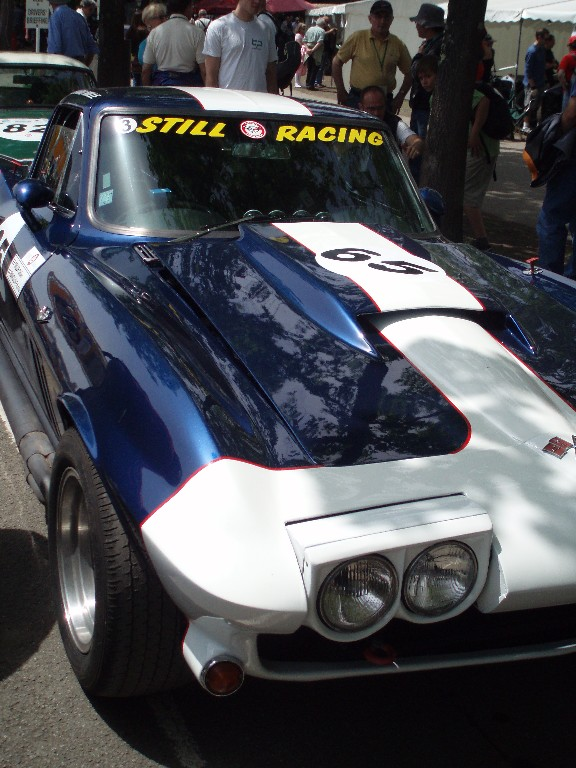 Grand Prix historique - Les américaines P1010030