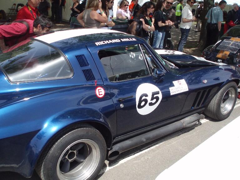 Grand Prix historique - Les américaines P1010031