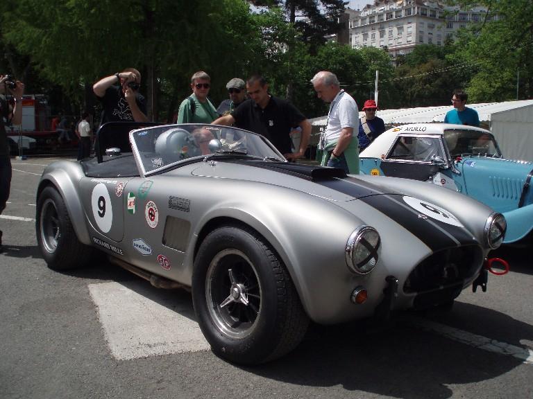 Grand Prix historique - Les américaines P1010032