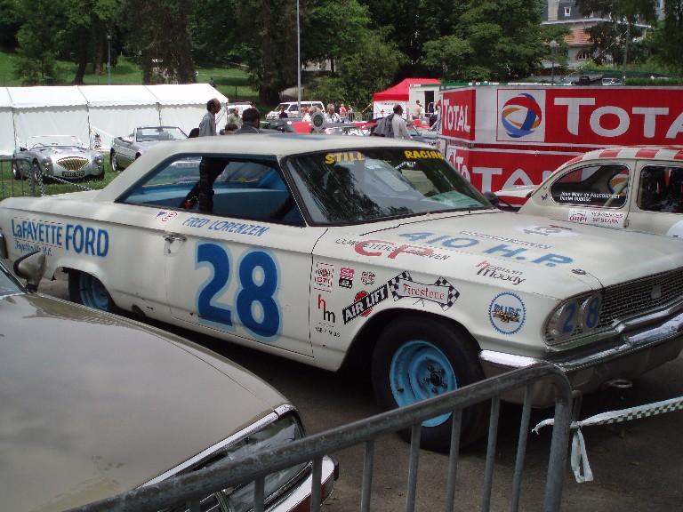 Grand Prix historique - Les américaines P1010033