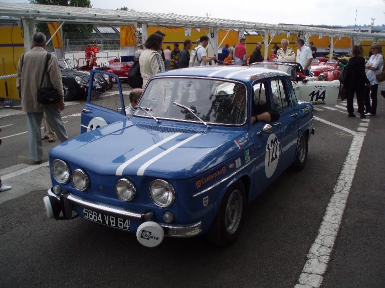 Grand Prix historique - Les Francaises P1010038
