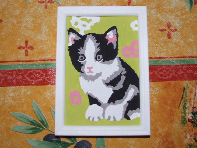 Numéro d'art : un chaton Dscf0023