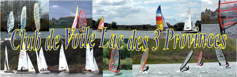 Club de Voile Lac des 3 Provinces