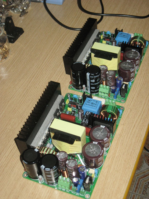 Cristi's TA3020: la costruzione Img_4725