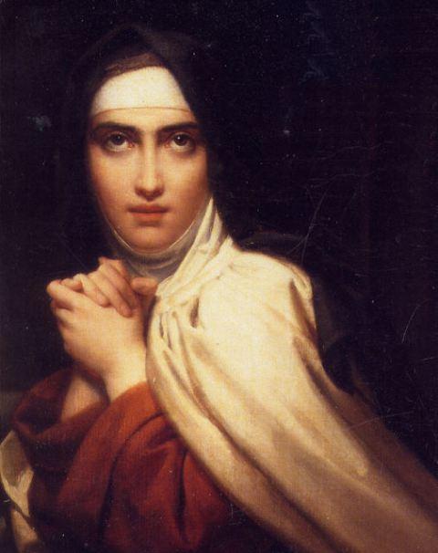 Sainte Thérèse d'Avila, Vierge, Réformatrice des Carmélites (15 octobre) Avilac10