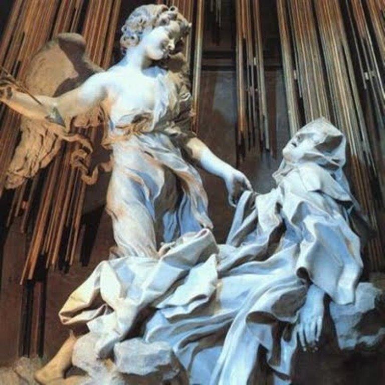 Sainte Thérèse d'Avila, Vierge, Réformatrice des Carmélites (15 octobre) Tharas10
