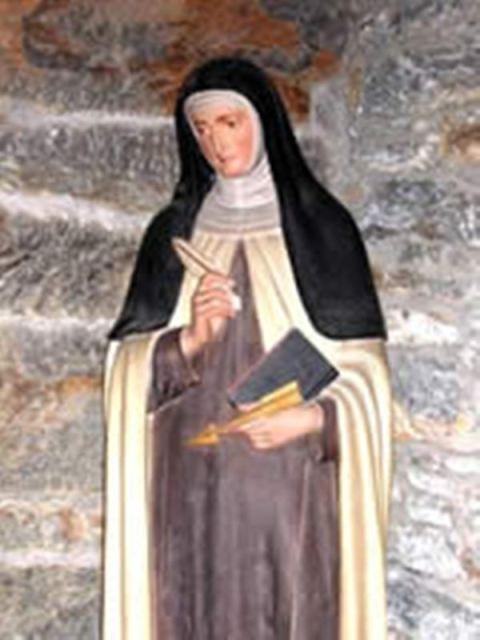 Sainte Thérèse d'Avila, Vierge, Réformatrice des Carmélites (15 octobre) Theres11