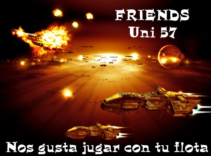 FRIENDS uni57