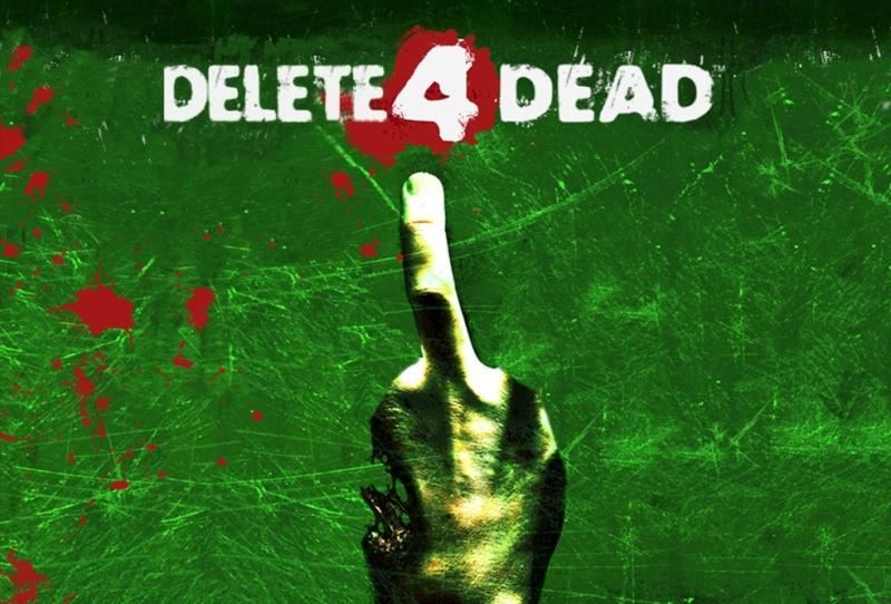 Delete 4 Dead