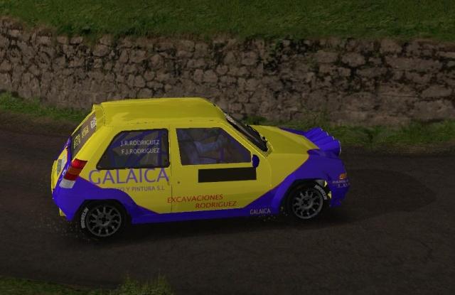 Skin R5 GT Turbo Equipo Rodicar Rodica11